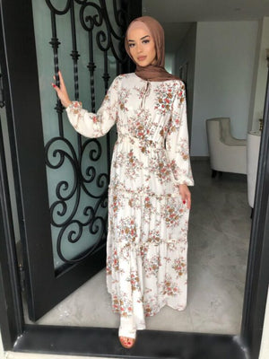 Load image into Gallery viewer, Liza Floral Dress