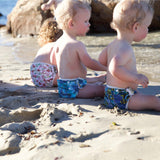 'Ningaloo Dreaming' OSFM Reusable Swim Nappy