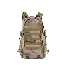 Load image into Gallery viewer, 45L Waterproof Camping Hiking Bag Army Military Tactical Backpack Sports Traveling Bag