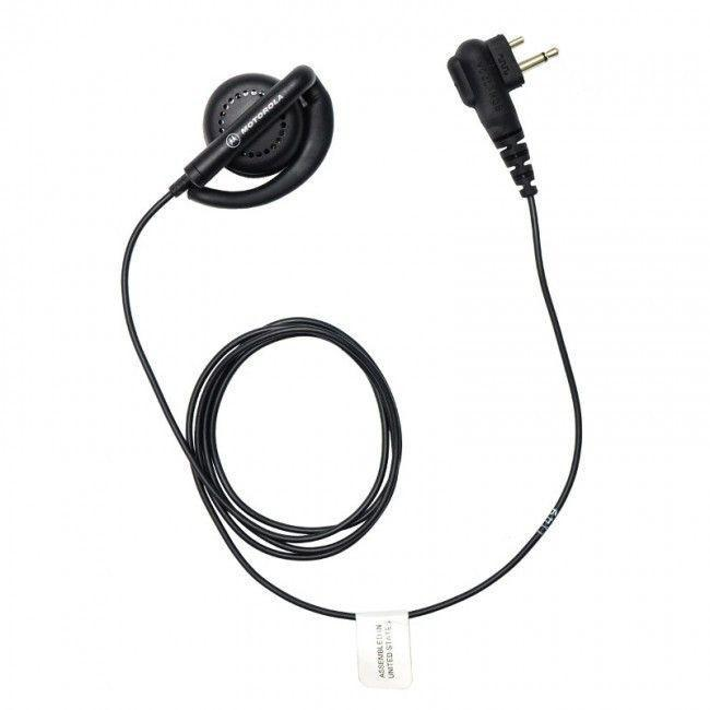 Motorola 1-Wire Ear Hook (Black) - BDN6720A - Radio-Shop.uk
