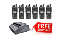 Load image into Gallery viewer, Package Deal - 6 X Motorola DP4800e Digital Two Way Radio - Radio-Shop.uk - 1