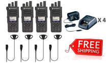 Load image into Gallery viewer, Motorola DP4800e Digital Two Way Radio - Quad Pack_Radio-Shop UK