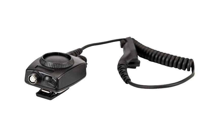 Motorola Tactical PTT/VOX Interface Module - PMLN6765 - Radio-Shop.uk