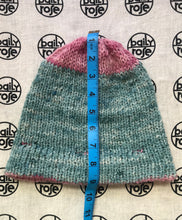 Load image into Gallery viewer, pink & turquoise Colorada Alpaca b.annie