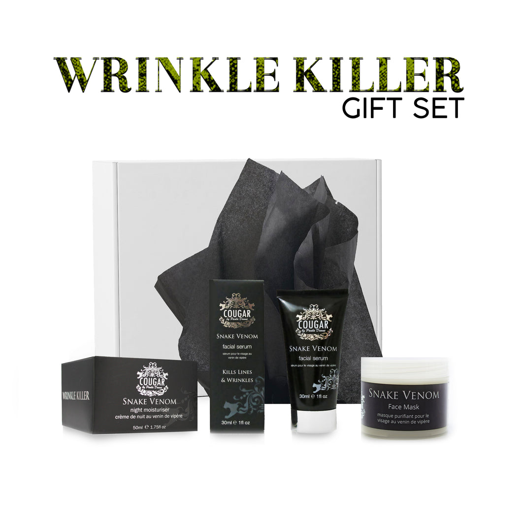 Wrinkle killer - Gift in a box!