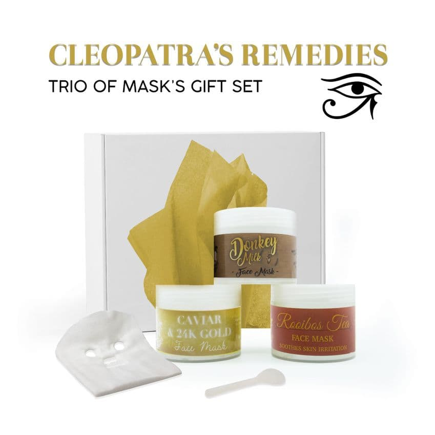 Cleopatra's Remedies - Gift in a box!