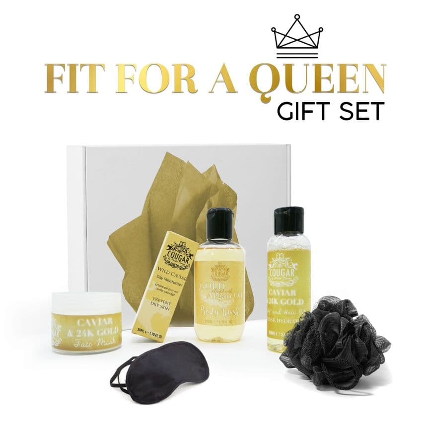 Fit for a queen - Gift in a box!