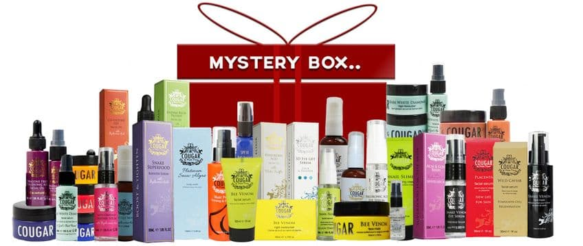 8pc Makeup,Skin & Body Care - mystery Box