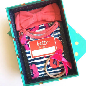 New Baby Gift Set - CUSTOM/BUILD YOUR OWN!