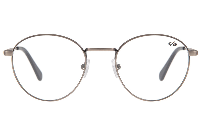 OPTICAL ROUND METAL GLASSES