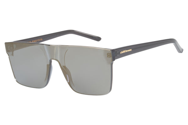 BLOCK FLAT TOP SUNGLASSES