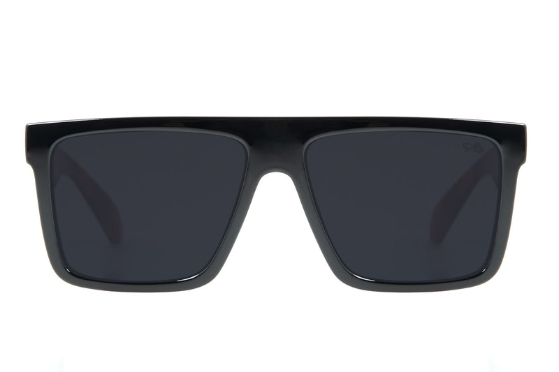 MEN HERCOVITCH FLAT TOP SUNGLASSES