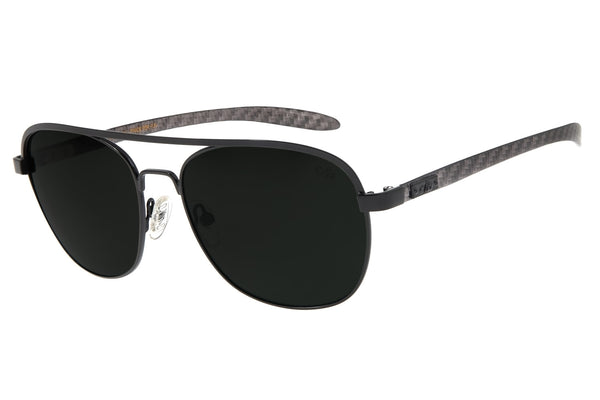 CARBON FIBER SQUARE SUNGLASSES