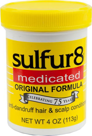 Sulfur 8 H&S Conditioner 4 oz
