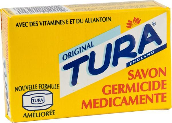 Tura Soap Blue Medicated 70 g