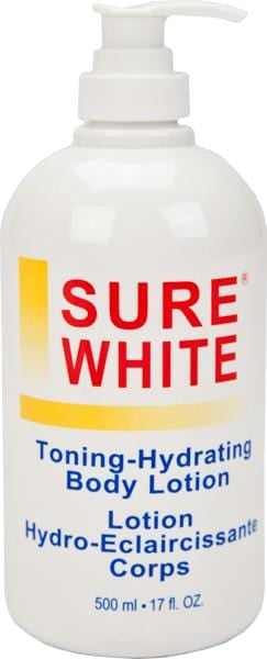 Sure White Body Lotion 500 ml