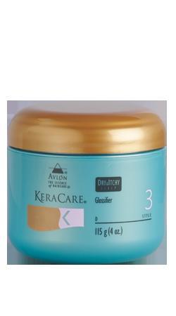 Kera Care Dry & Itchy Scalp Glossifier 115 g