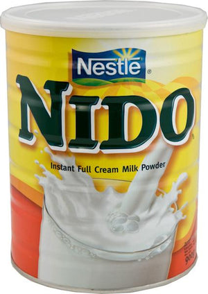 Milk powder - Nido 12 x 900 g