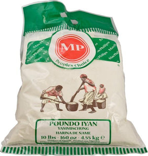 Pounded Yam MP 4 kg