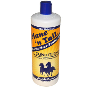 Mane 'n Tail Conditioner Moisturizer Texturizer 946 ml