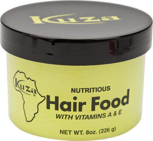 Kuza Hair Food 8 oz