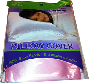 Bed Pillow Cover (grey)