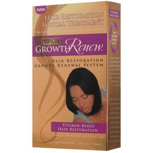 Profectiv Growth Renew Hair Restoration  Topical Moisturant Twice 177 ml