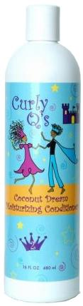 Curly Q's Cocunut Dream Moisturizing Conditioner 236 ml