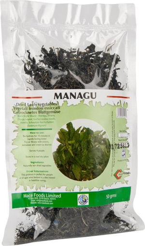 Managu Dry Leaves 50 g