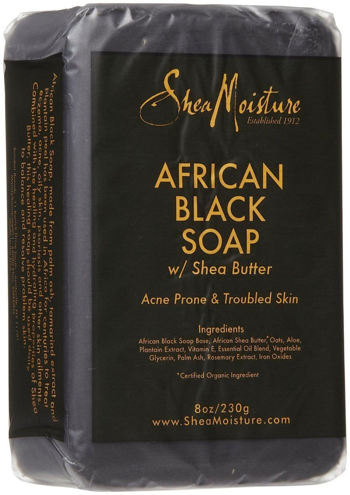 African Black Soap - Shea Moisture African Black Soap 230 g