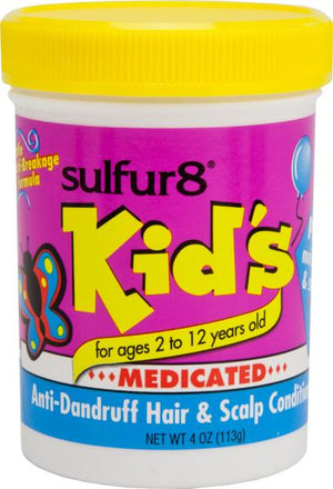 Sulfur 8 Kids Conditioner 4 oz