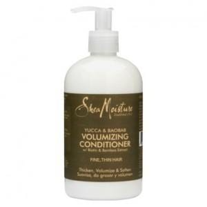 Shea Moisture Yucca & Baobab Volumizing Conditioner 13 oz
