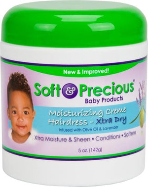 Soft & Precious Extra-Dry Hairdress 5 oz