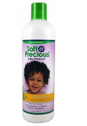 Soft and Precious Baby Hair Softener 12 oz