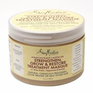 Shea Moisture Strengthen, Grow & Restore Treatment Masque, Jamaican Black Castor Oil 340 g