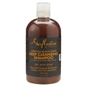 Shea Moisture Cleansing Shampoo 384 ml