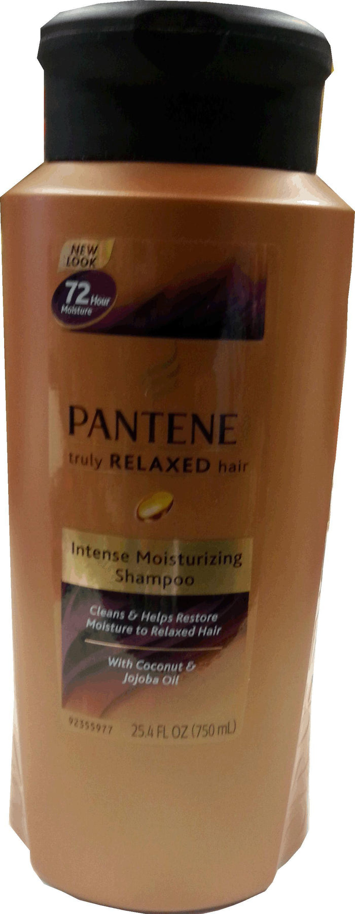 Pantene Intense Moisturizing Shampoo 750 ml