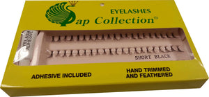 Eyelashes Collection with Adhesive