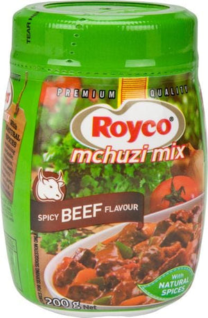 Royco Mchuzi Mix Spicy Beef 200 g