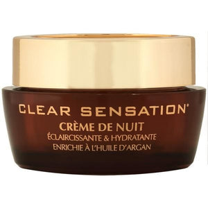 Clear Sensation Withening Night Cream 150 ml