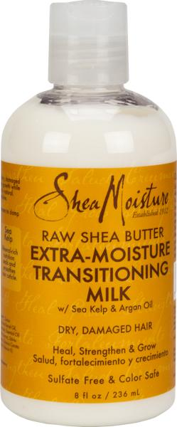 Shea Moisture Extra-Moisture Transitioning Milk 8 oz