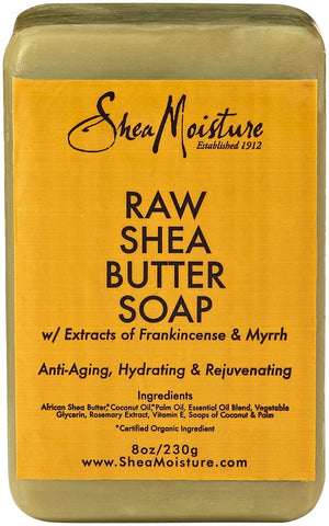 Shea Moisture Raw Shea Butter Soap 236 g