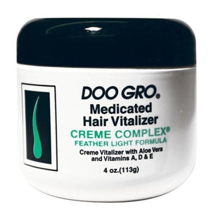 Doo Gro Medicated Hair Vitalizer 113 g