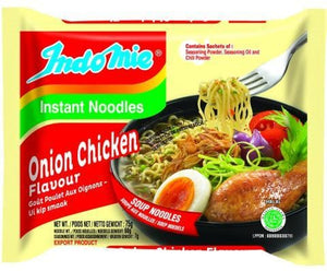 Indomie Instant Noodles Onion Chicken Flavour 70 g x 40