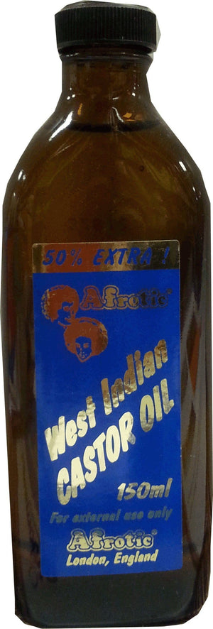 West Indian Castor Oil 150 ml
