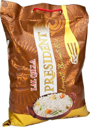 Lal Quila President Basmati Rice 5 kg