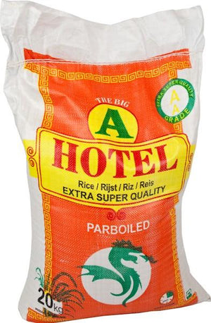 Rice big A Extra Super Quality Parboiled Rice 20 kg