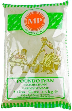 Pounded Yam MP 1.5 kg