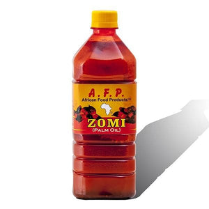 AFP PALM OIL ZOMI 0.75L