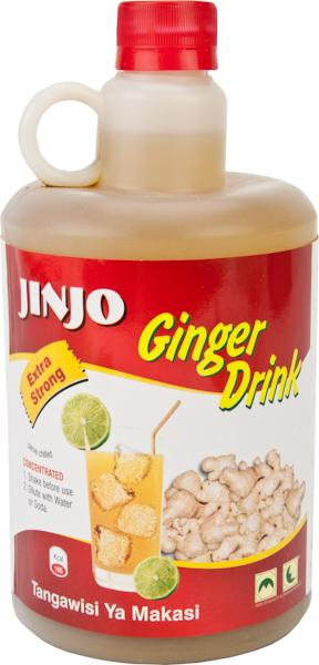 Jinjo Ginger Drink Extra Strong 1000 ml